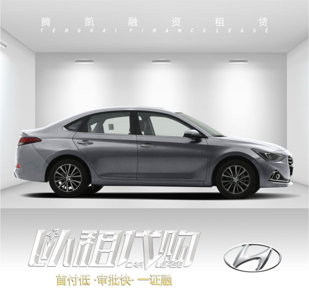 现代-悦动·悦心版DLX