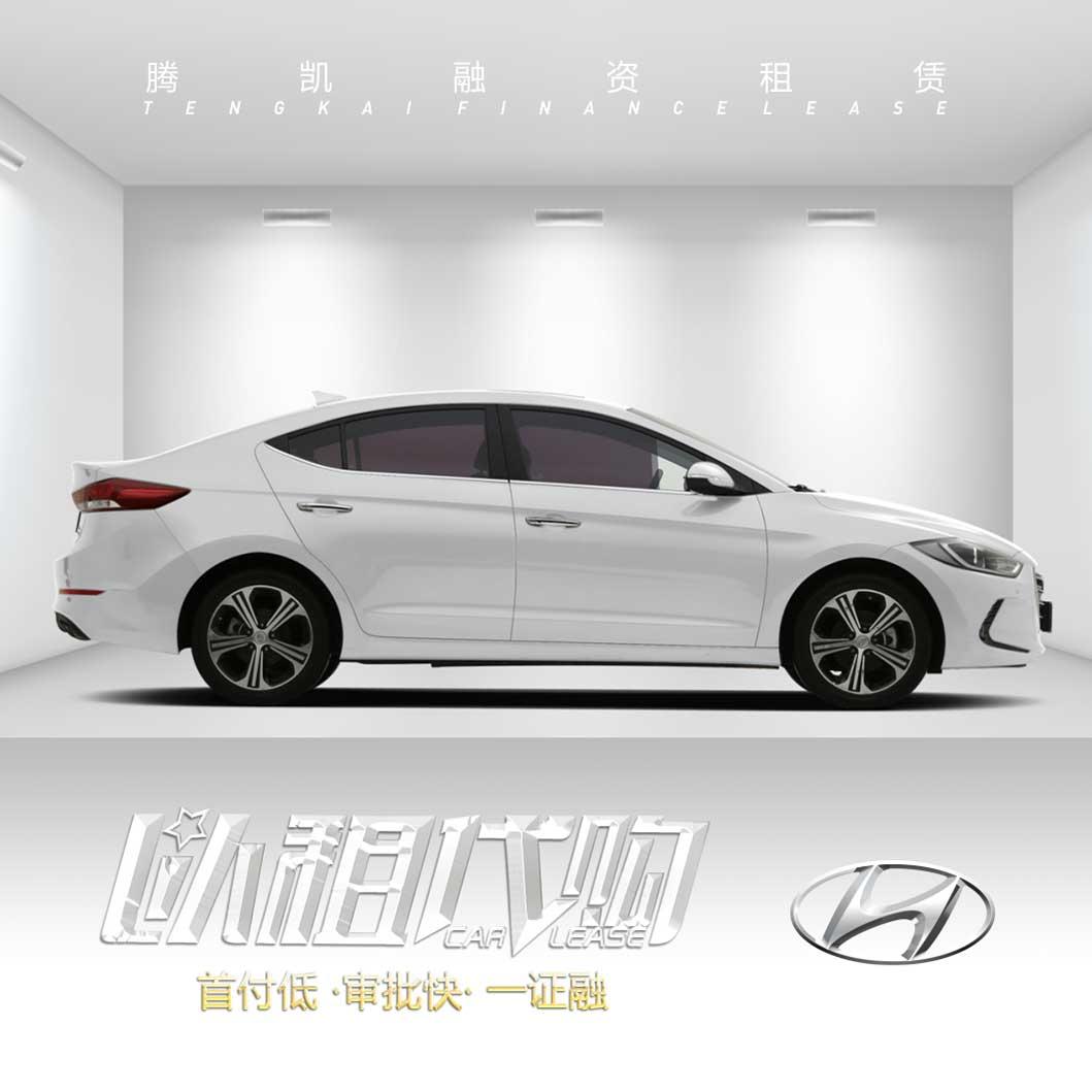 现代-领动·智炫·豪华型